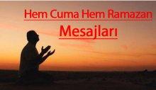 Hem Ramazan Hem Cuma Mesajları 2020