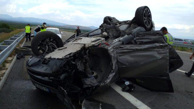 Alişan trafik kazası