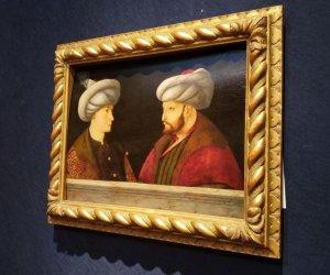 Fatih Sultan'ın portresi İstanbul'a getiriliyor