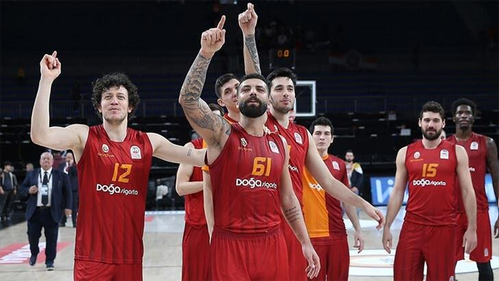 Galatasaray erkek basketbol takımında koronavirüs vakası
