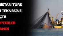 Yunanistan Türk balıkçı gemisine ateş açtı!