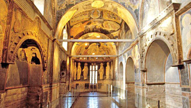 Kariye Cami nerede? Kariye Camiyi kim yaptı? Kariye Camii tarihi