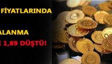 Altın fiyatları hızla düşüyor | 11 ağustos Gram altın alış satış fiyatı