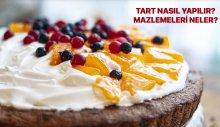 MasterChef Orman meyveli kremalı tart nasıl yapılır?