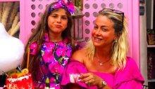 Yeliz Yeşilmen'in kızının bacaklarına kaynar su döküldü