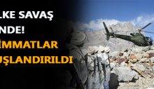Hindistan, savaş uçaklarını Çin'e karşı konuşlandırdı