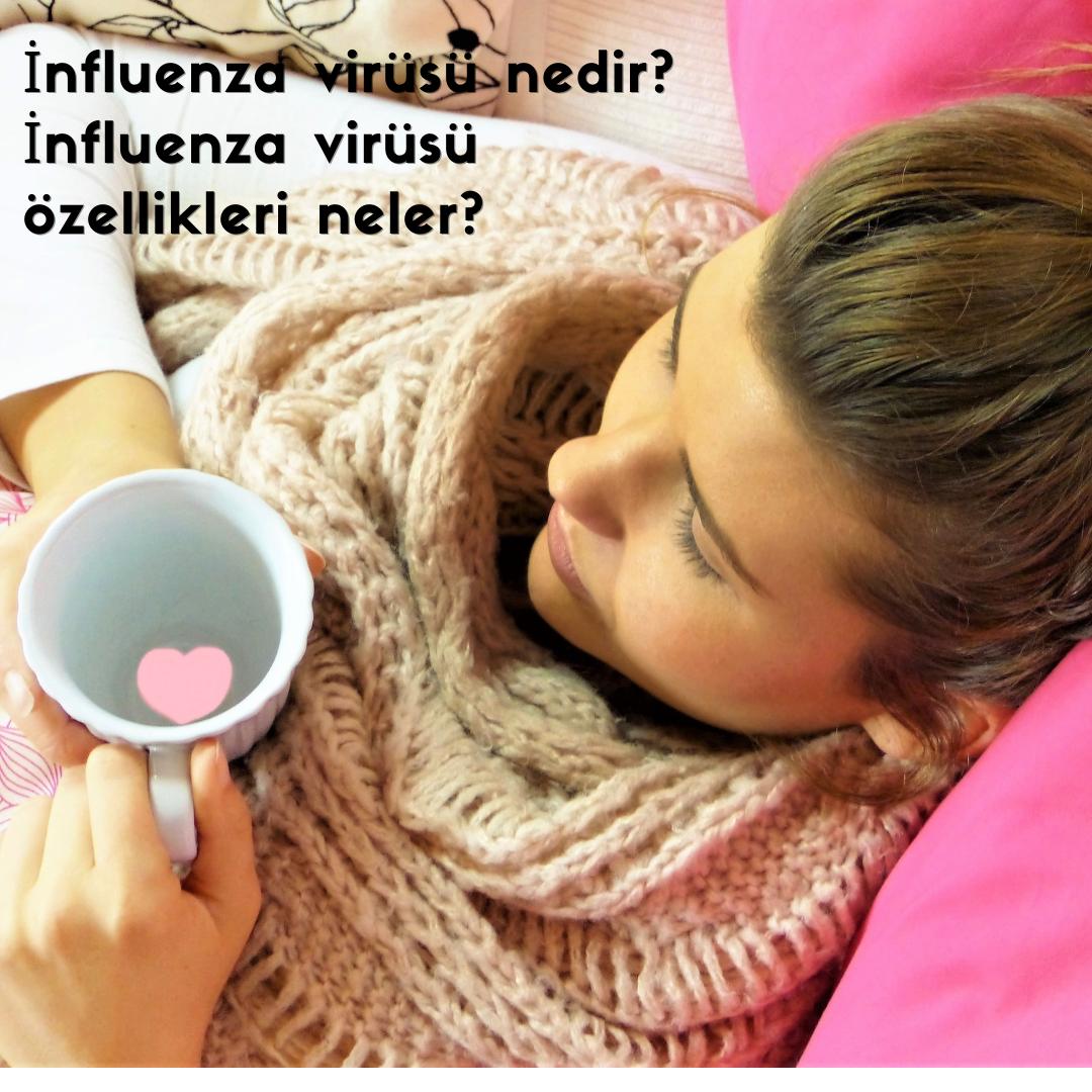 İnfluenza virüsü nedir? İnfluenza virüsü özellikleri