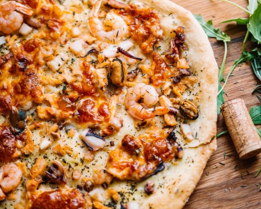 Deniz mahsüllü pizza nasıl yapılır? Masterchef deniz mahsüllü pizza tarifi