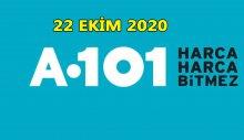 A101 Aktüel 22 Ekim 2020 | A101'de bu hafta neler var?