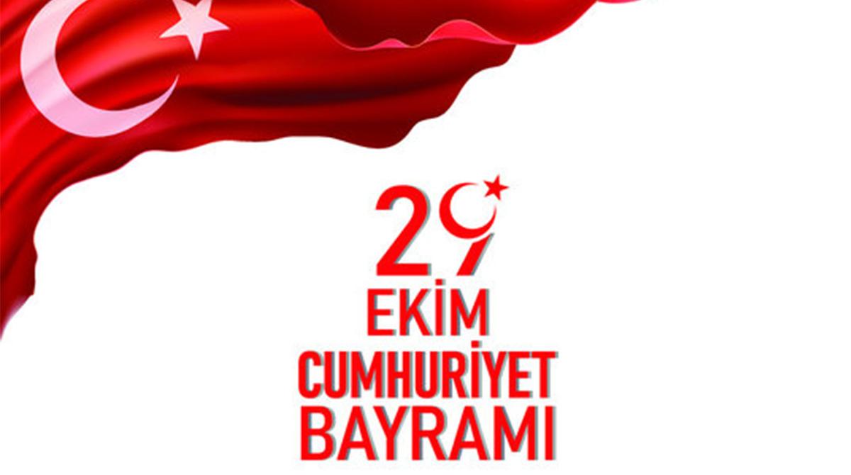 Ünlü isimlerden 29 Ekim Cumhuriyet Bayramı mesajları