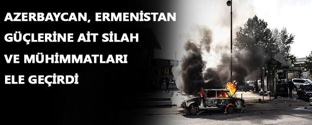 Ermenistan Berde'yi vurdu! 21 kişi yaşamını yitirdi