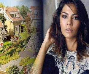 Demet Özdemir 4 milyon TL'ye villa aldı