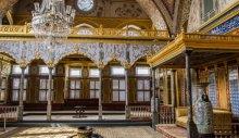 Topkapı Sarayı'nın en çok ilgi gören 3 kısmı açıldı