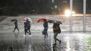 Meteorolojiden sağanak yağış uyarısı! İl il hava durumu raporu