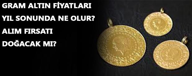 Öner açıkladı: Gram altın fiyatı yıl sonunda ne olur?