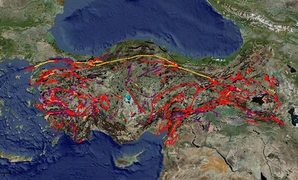 Deprem bilimciler açıkladı: İşte Deprem riski en fazla olan 12 il