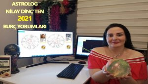 Astrolog Nilay Dinç 2021 Burç Yorumları