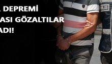 İzmir depremi ile ilgili çok sayıda gözaltı!