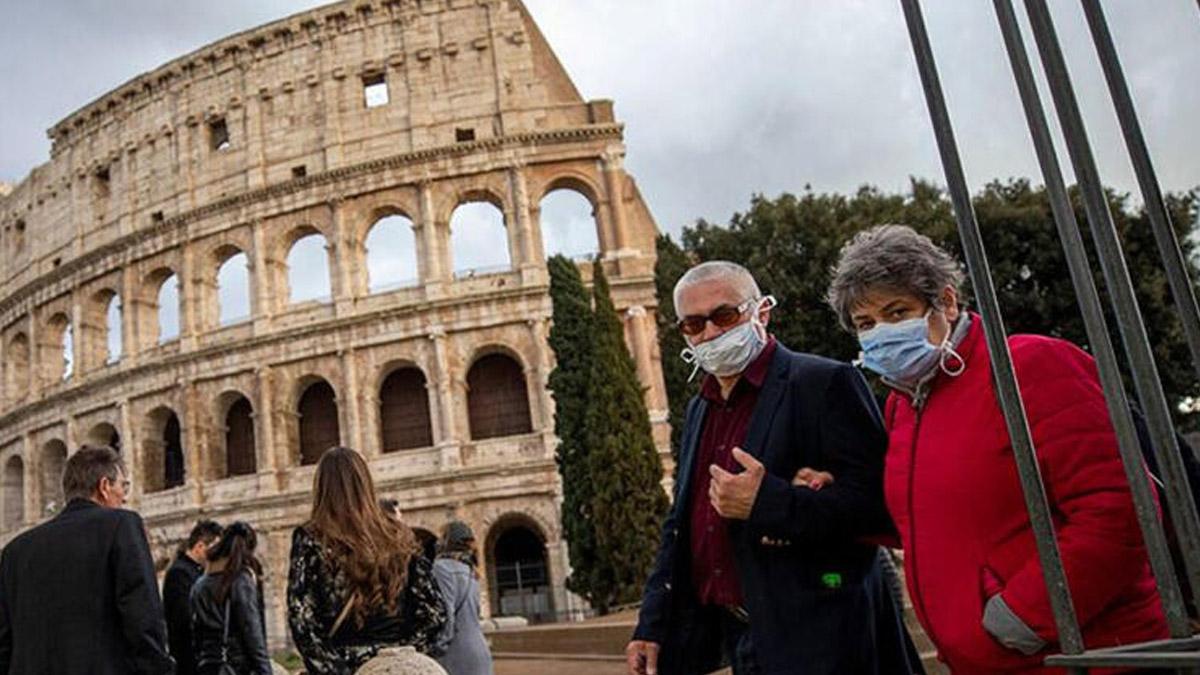 İtalya'da korona hastaları tuvalette ölüyor