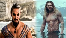 Jason Momoa: Game of Thrones'tan sonra ailece aç kaldık