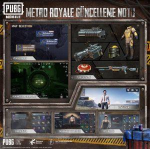 pubg metro royal