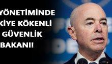 ABD yönetiminde Türkiye kökenli Bakan