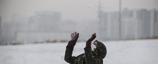 İstanbul'a kar geliyor! 1985 kışına benzeyecek