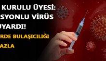 Mutasyonlu virüs gençlerde daha hızlı yayılıyor