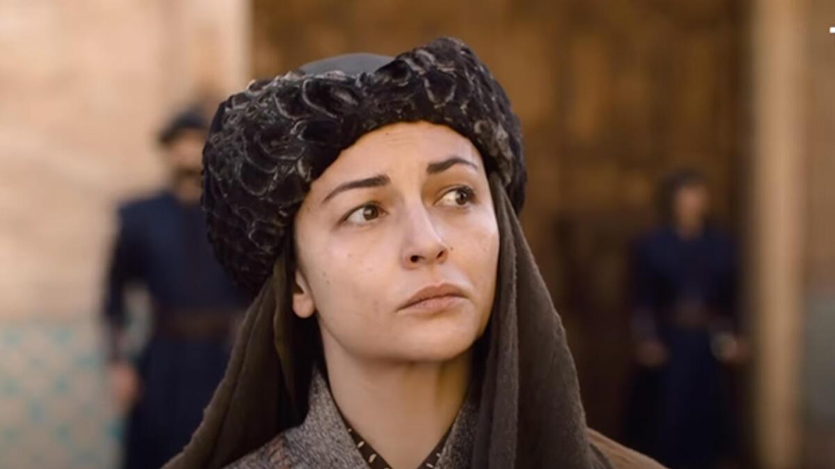 Başulu Hatun kimdir? Başulu Hatun'u canlandıran Pınar Töre'nin hayatı