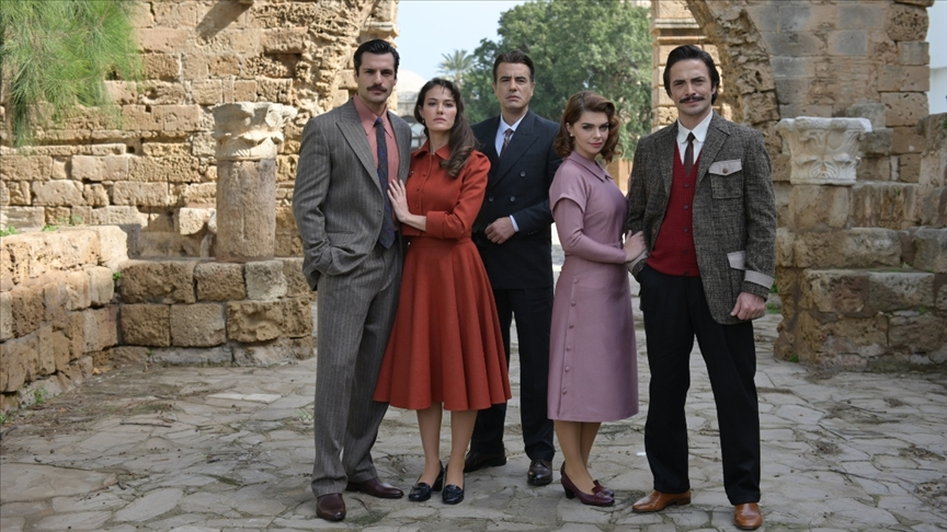 Bir Zamanlar Kıbrıs dizisi konusu ve oyuncuları